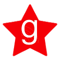 red star goodreads icon